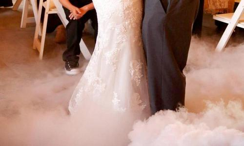 Dancing on the Clouds Exclusive Music Lifeline Wedding DJ enhancement